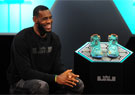 Podcast: LeBron James interview