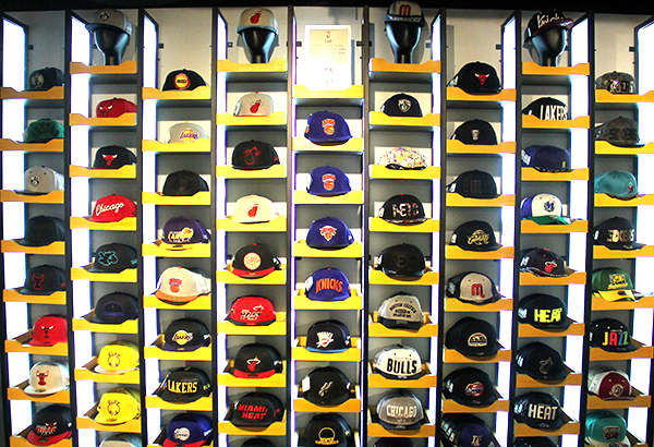 IN PHOTOS  What s inside the newly opened NBA Store in Makati ... 0cb28ae3ec2
