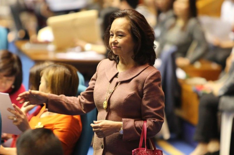 Speaker Arroyo: Not enough time for charter change