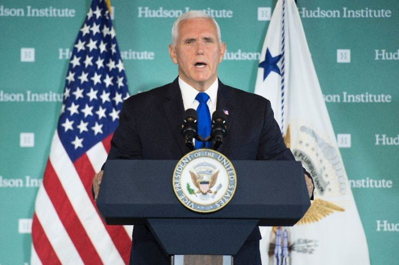Pence warns Central American leaders on China ties