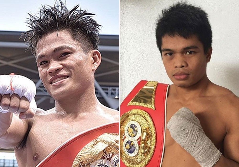 Ibf Super Flyweight Champion Ancajas Was Originally Set To Defend His Title Against Sultan In The Undercard Of Crawford Horn At The Mandalay Bay Resort