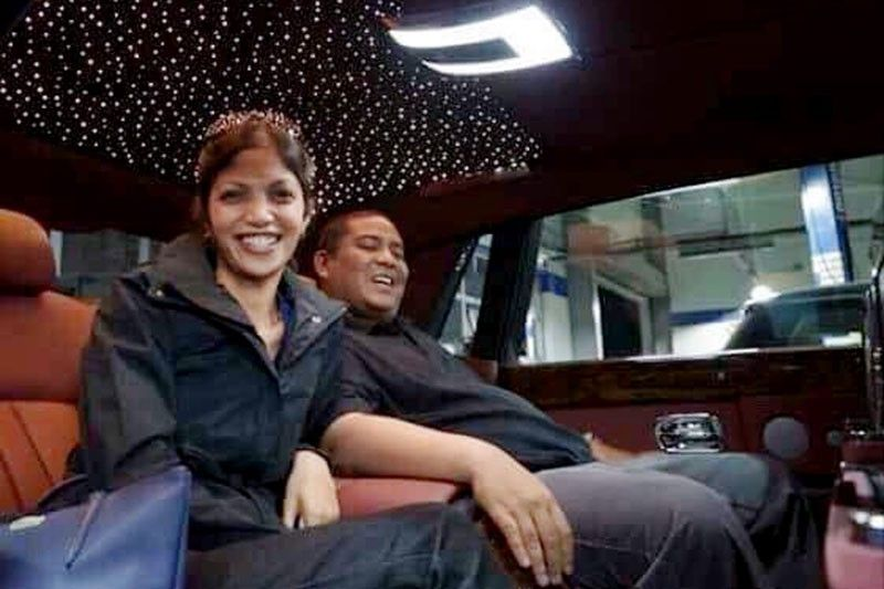 Couple, bodyguards attack Makati City traffic enforcers