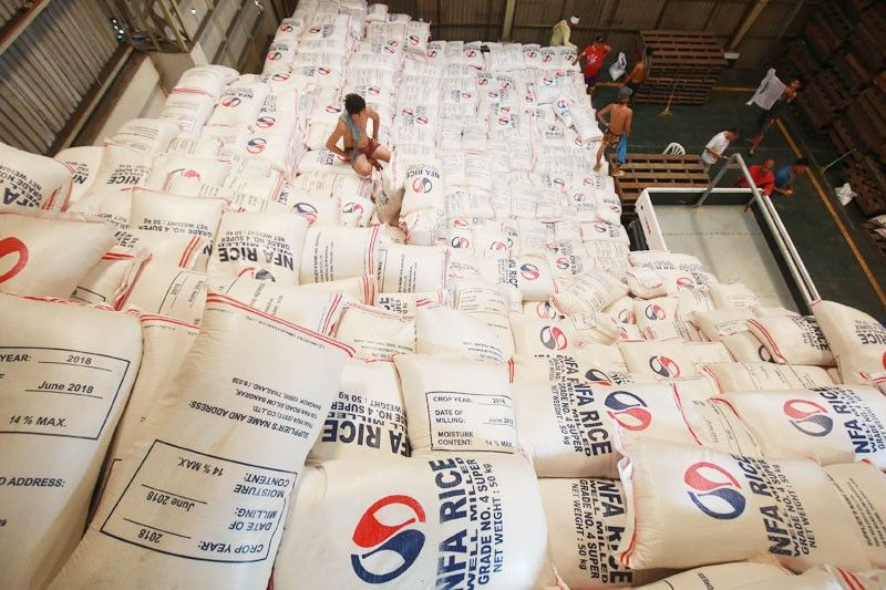 Rice multiplies inflation weight 10-fold