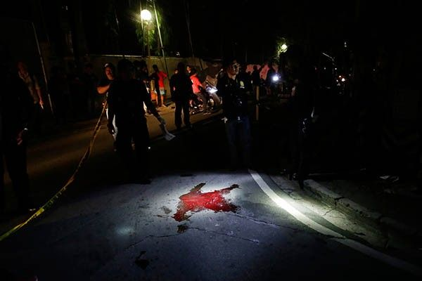 Thousands dead: the Philippine president, the death squad allegations and a brutal drugs war