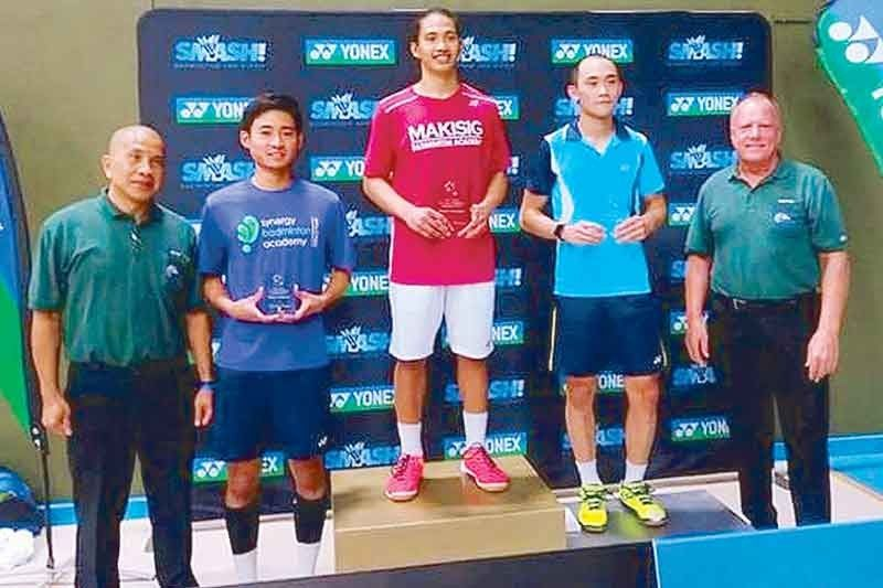 Pinoy athlete making his Mark in the US
