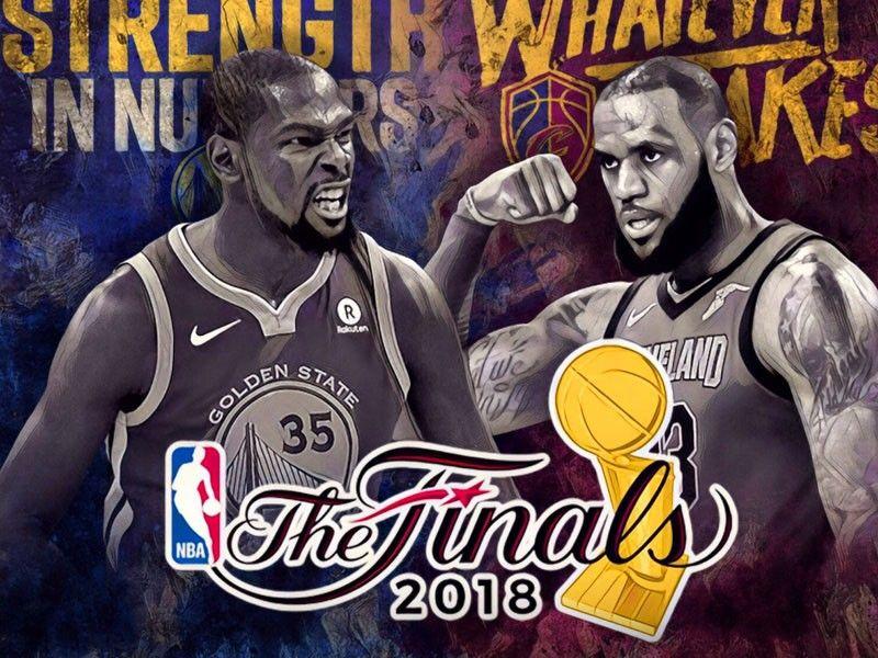 LOOK: 2018 NBA Finals Schedule   Philstar.com