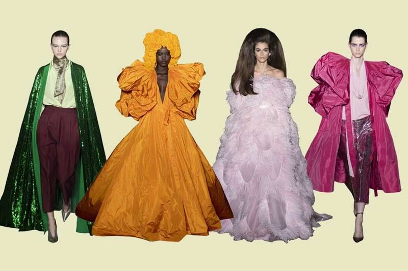 ystyle trend report fall 2018 couture collections philstar com