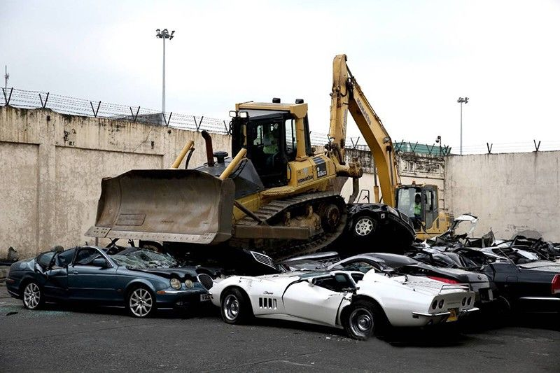 Pimentel Tells Customs Auction Off Expensive Vehicles To Car