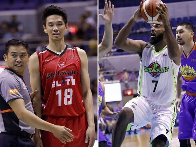 Tautuaa, Maliksi lead score of PBA players facing sanctions