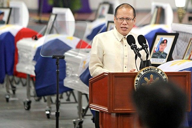 Ombudsman affirms inclusion of Aquino in Mamasapano charges