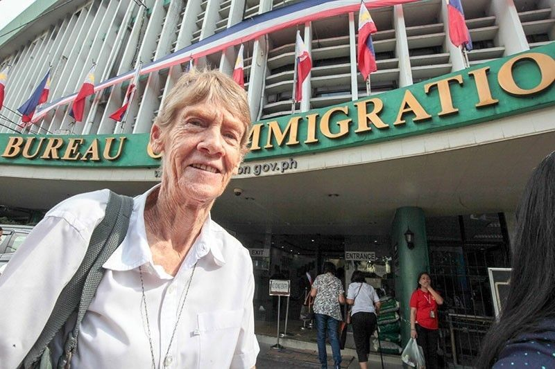 Sister fox has days to appeal case says immigration philstar