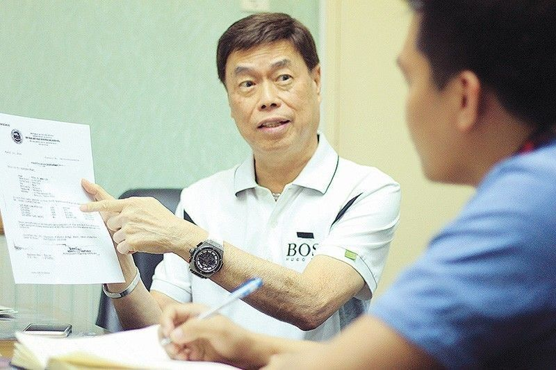 Hold departure order out vs Peter Lim