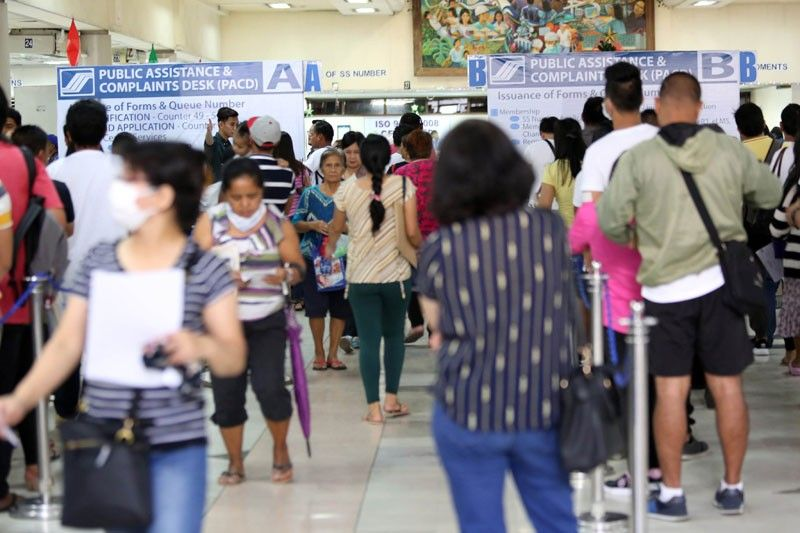 SSS contribution hike may not push through in April