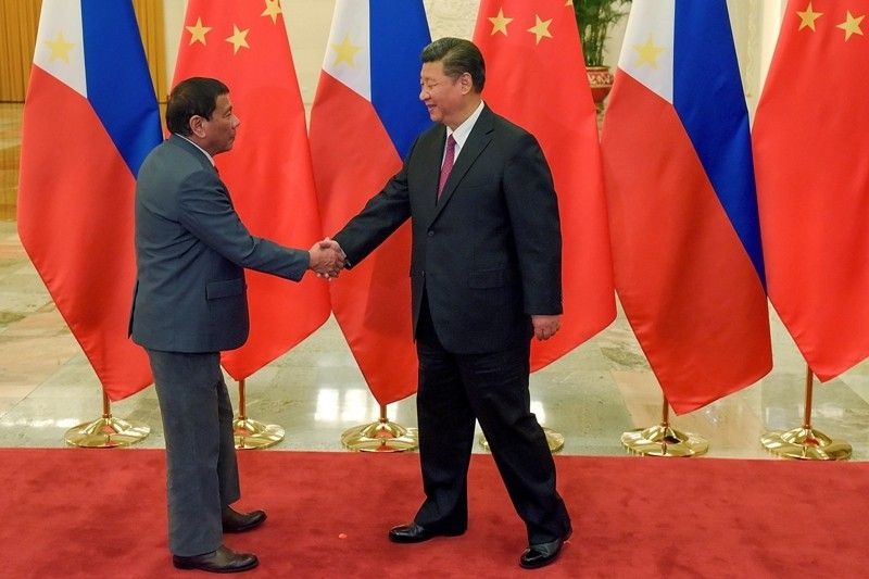 Joint exploration solidifies China's claim on West Philippine Sea — Magdalo