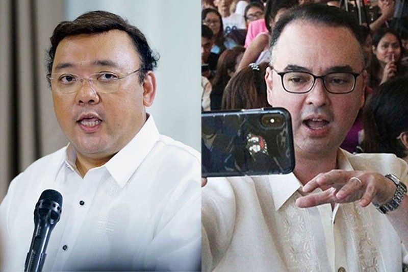 Karapatan: Cayetano, Roque whitewashing rights situation in Philippines