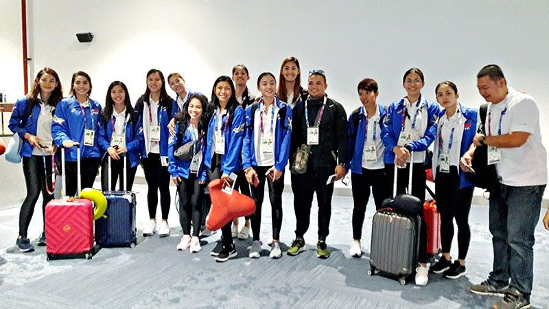Volleybelles eye wins vs Hong Kong, Indonesia