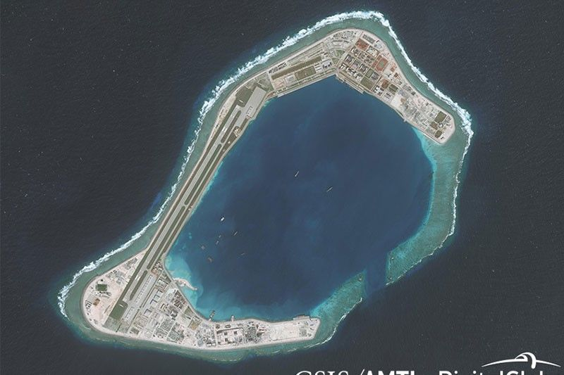 China stations rescue ship on Philippine-claimed reef