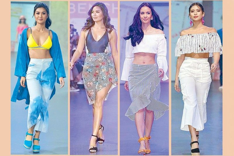 The Best Of Bench Fashion Week Spring Summer 2018