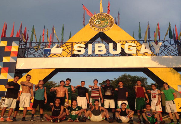Nostalgic In Sibugay Team Building Uv Lancers Vow To Be A Better Team Cebu Sports The