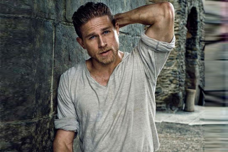 How Charlie Hunnam tal...