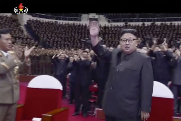 North Korea says to take 'corresponding measures' if UN adopts sanctions