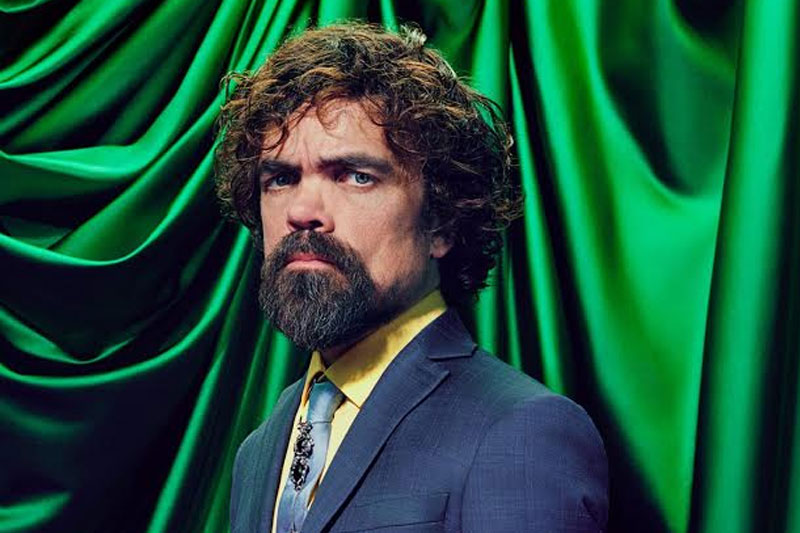 Game of Thrones star Peter Dinklage urged fans to think twice before buying huskies because of their resemblance to the series' fearsome direwolves.