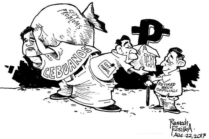 EDITORIAL - Cebu City is not a welfare state