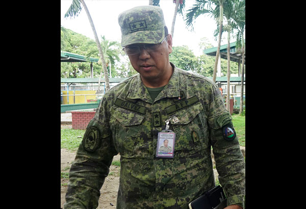 Ground troops are pursuing the group headed by the two terrorists, according to Armed Forces Western Mindanao Command chief Lt. Gen. Carlito Galvez Jr. Roel Pareño/File