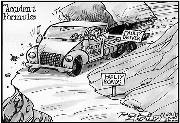 EDITORIAL - Accident prevention