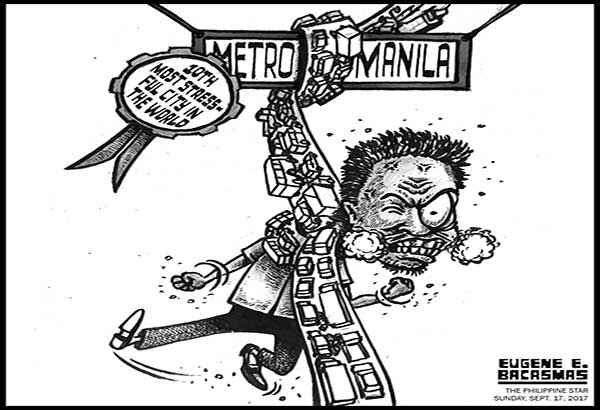 EDITORIAL - Stressed out