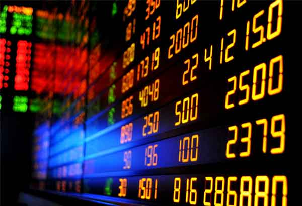 The Philippine Stock Exchange Index (PSEi) gained 49.80 points or 0.59 percent to end 8,497.74. Tuesday's stock rally saw an 8,586.73 intraday peak.File Photo