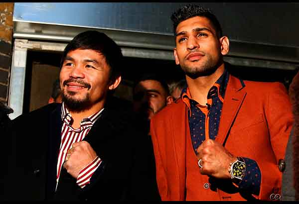 Top Rank CEO Bob Arum shoots down Pacquiao-Khan rumours