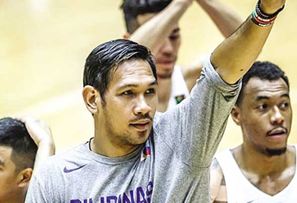 Gilas big man and PBA 4-time Most Valuable Player June Mar Fajardo. | PBA Images