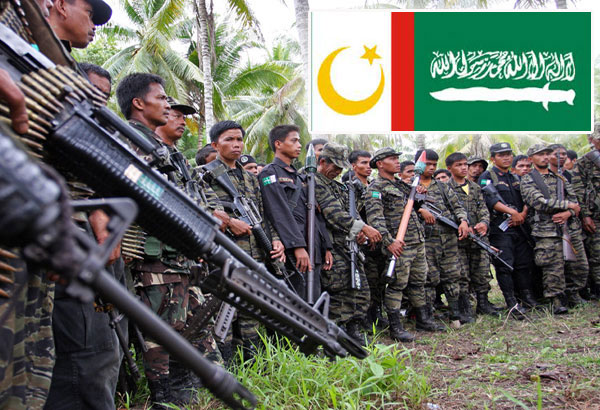 The conflict between local forces of the Moro National Liberation Front and the Moro Islamic Liberation Front erupted Sunday afternoon when an MILF member was shot dead. File photo
