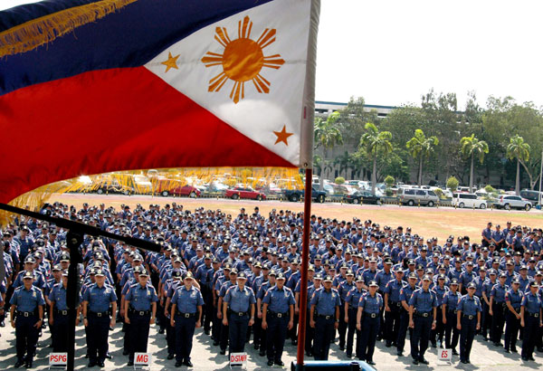 PNP needs 20,000 new cops | Nation, News, The Philippine ...