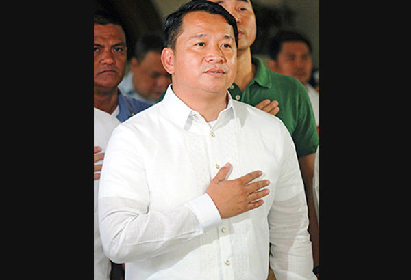 "Acting Makati City Mayor Romulo ""Kid"" Peña is confident of the city councilors' support to his reform campaign geared towards better governance. File Photo"