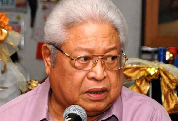Opposition Rep. Edcel Lagman of Albay made the call yesterday, saying the commission should be composed of retired justices of the Supreme Court and the Court of Appeals of proven probity. File