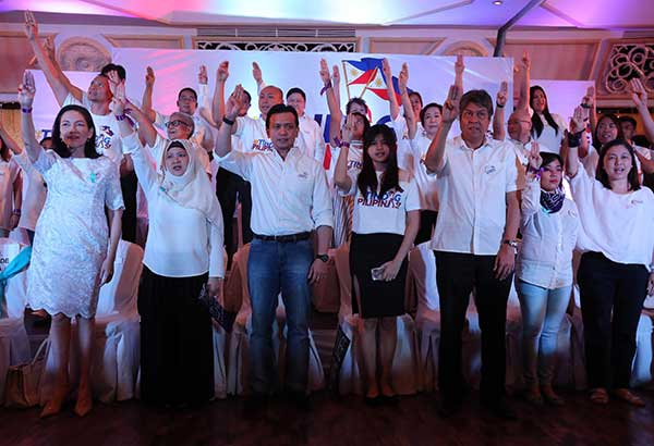 The cause-oriented group Tindig Pilipinas labeled on Wednesday moves to amend the 1987 Constitution as a means for President Rodrigo Duterte to stay in power. The STAR/Boy Santos, File