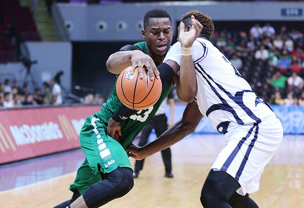 Ben Mbala and Papi Sarr are expected to go all out in their Final Four encounter. |Joey Mendoza