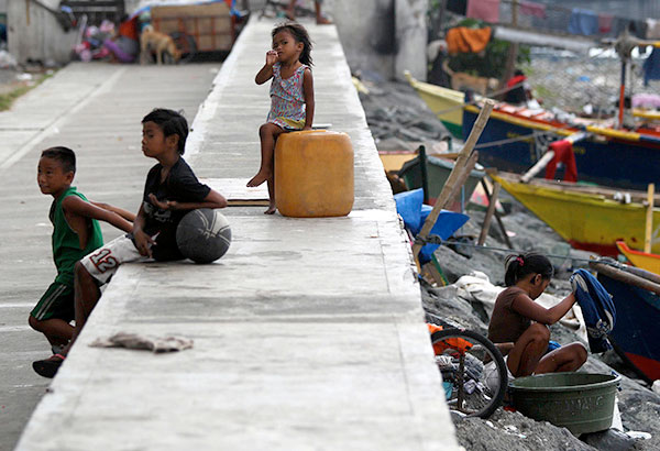 """Children are calling on Congress to pass House Bill 4907 or the """"Positive and Non-Violent Discipline Bill"""" that could help eliminate the practice of corporal punishment on children especially in homes, """"Jophet,"""" one of the UNICEF youth ambassadors said. Edd Gumban/File"""