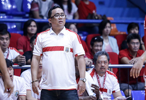 Former San Beda coach Jamike Jarin said yesterday he couldn't resist the challenge of bringing NU back in UAAP title contention after the Bulldogs failed to make it to the Final Four this season so when the offer came to move, the decision was inevitable. File photo