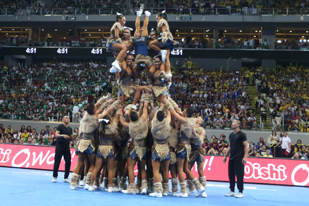 NU rules UAAP cheerdance anew