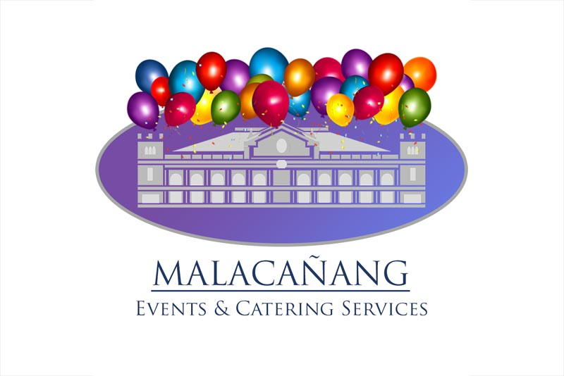 Photo from Malacañang Events and Catering Services' Facebook Page.