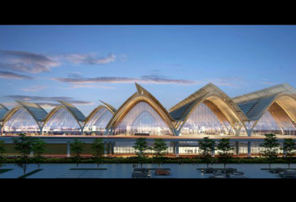 Concept Design Of The New Mactan Cebu International Airport Dotcgov