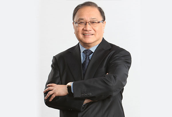Manuel V. Pangilinan MVP sees largescale comm39l farming as key to poverty