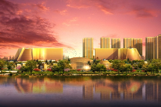 Okada Manila, the newest integrated casino resort owned by Japanese gaming mogul Kazuo Okada, is already preparing to expand and is also working on the possibility of doing a backdoor listing. File
