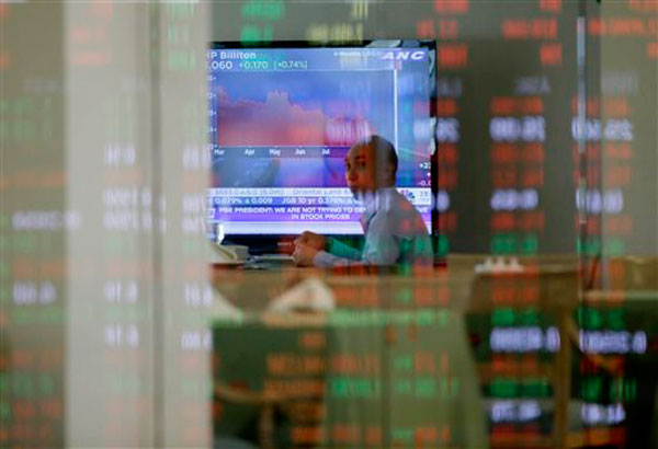 The benchmark Philippine Stock Exchange index (PSEi) recorded a new all-time high yesterday, closing 34.70 points higher at 8,950.62. File