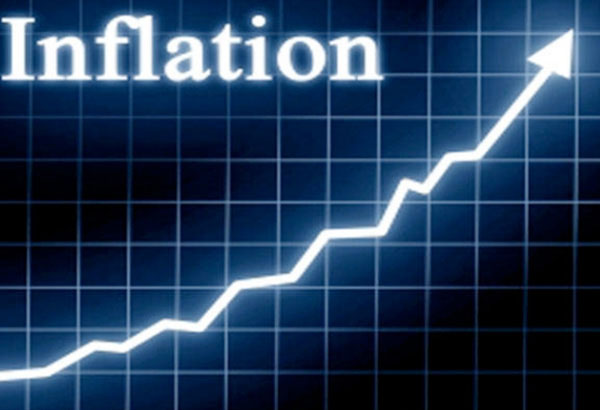 The headline inflation last month, which picked up from 2.3 percent in October and 1.1 percent a year ago, remains within the target 2-4 percent range set by the government File photo