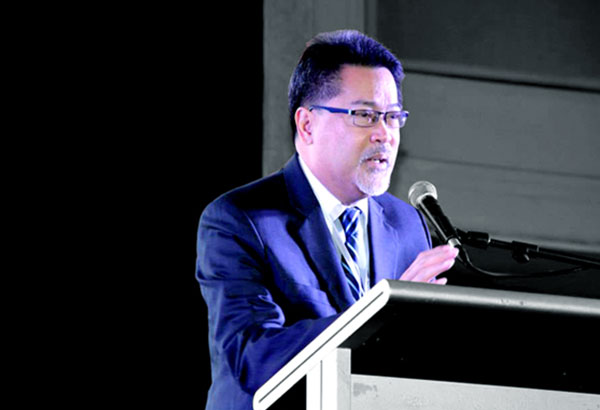 NCC private sector co-chairman Guillermo Luz yesterday expressed his disappointment with the outcome of the recent World Economic Forum (WEF) Global Competitiveness Report which saw the Philippines' ranking drop 10 notches to 57th spot. File photo