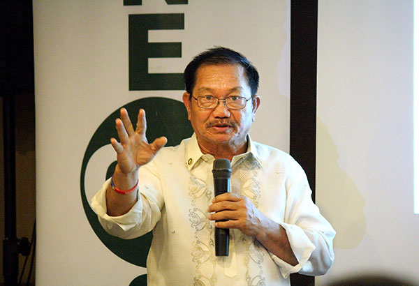 """""""I shall only anoint candidates who are ready to work hard for the political, cultural and religious solidarity of North Cotabato's tri-people residents,"""" Agriculture Secretary Emmanuel Piñol said. File photo"""